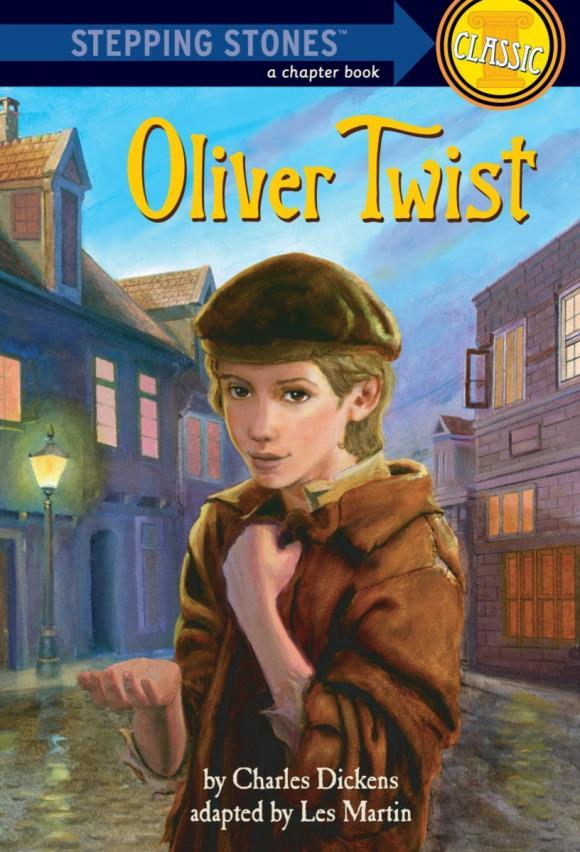 оливер твистер писатель