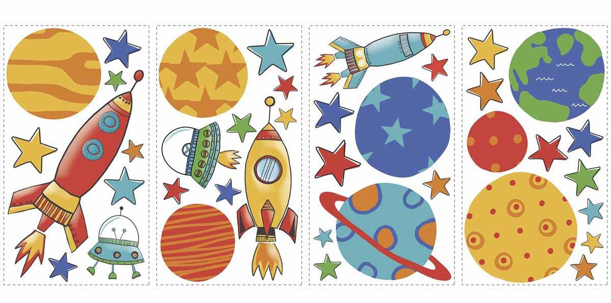 Ракета шаблон для открытки